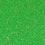 Image of Neon Green HTV Glitter Color Square
