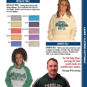 Image of Twill USA Product Catalog Page 9