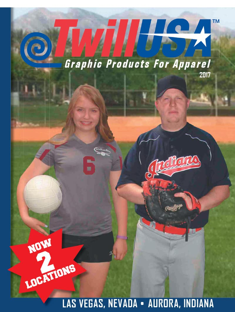Image of TwillUSA Catalog Cover (Page 1)