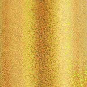 Image of Twill USA Gold HTV Hologram