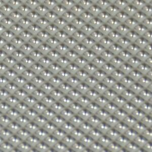 Image of Twill USA HTV Textured Foil Silver Closeup