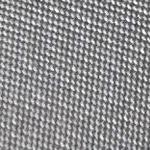 Image of Gray Sports Twill Color Square Closeup