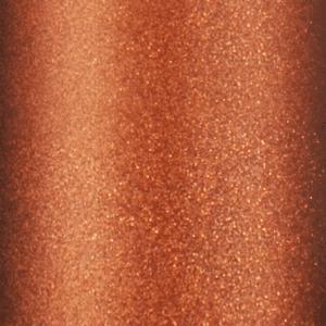 Image of Twill USA Copper HTV Glitter Roll CLOSEUP