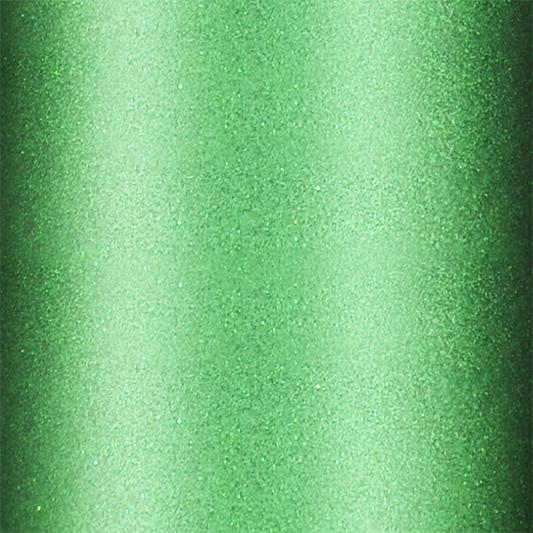Image of Twill USA Emerald Green HTV Glitter Roll CLOSEUP