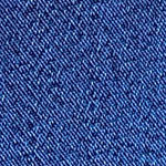 Image of Blue Metallic Twill Color Square