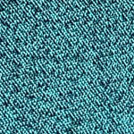 Image of Light Blue Metallic Twill Color Square