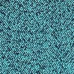 Image of Light Blue Metallic Twill Color Square