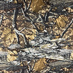 Image of TwillUSA Fall Harvest Camo Fashion Fabric Color Square