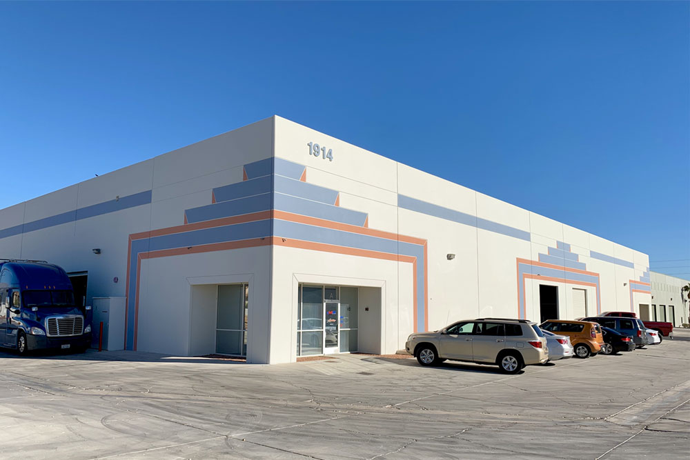 Image of TwillUSA's North Las Vegas Manufacturing Plant