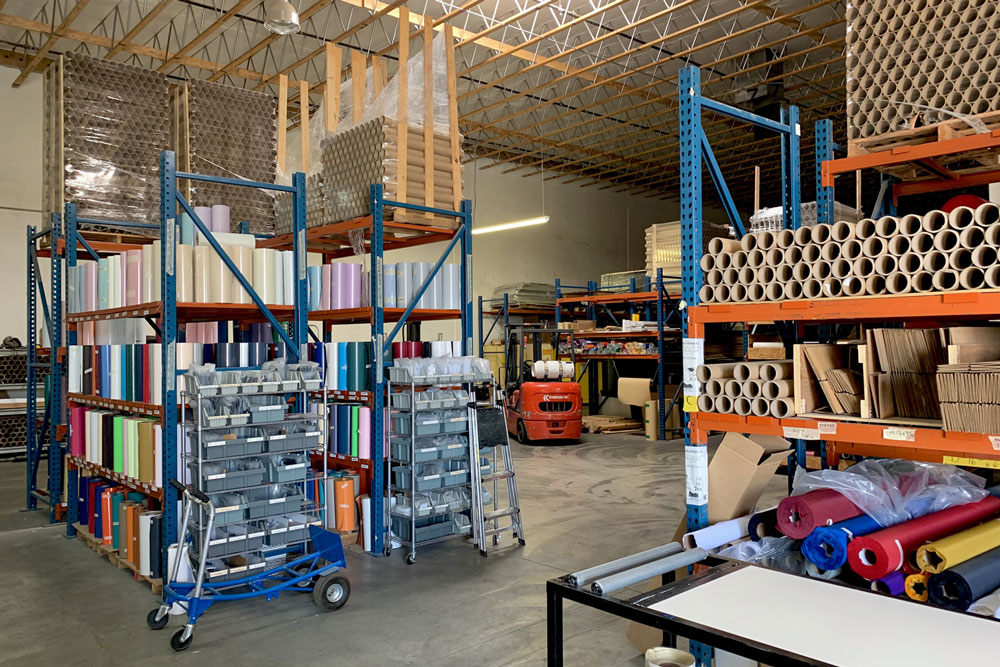 Image of TwillUSA's North Las Vegas Warehouse