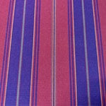 Image of Red Blue Striped Plaid Fabric Color Square