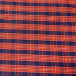 Image of Ruby Plaid Fabric Color Square