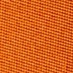 Image of Burnt Orange Sports Twill Color Square Closeup