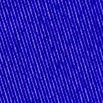 Image of Purple Sports Twill Color Square Closeup