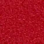 Image of Red Sports Twill Color Square Closeup