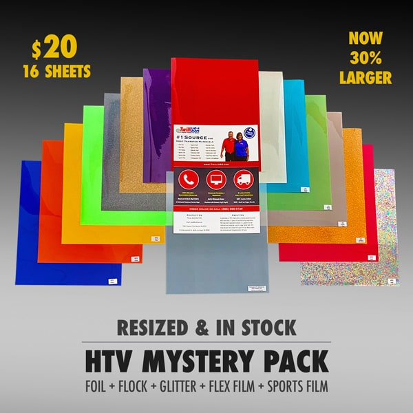 Image of HTV Mystery Pack Thumbnail