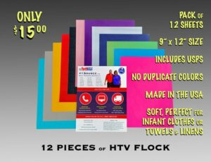 Image of HTV Flock Pack (640px) V4