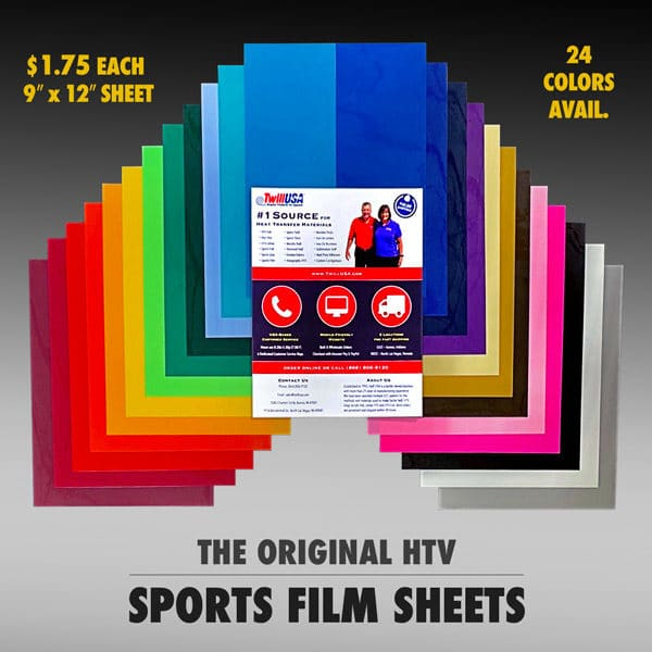 Image of HTV Sports Film Sheets V4 (600px)